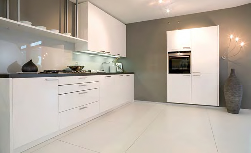 herstelde keuken bolt bouwbedrijf